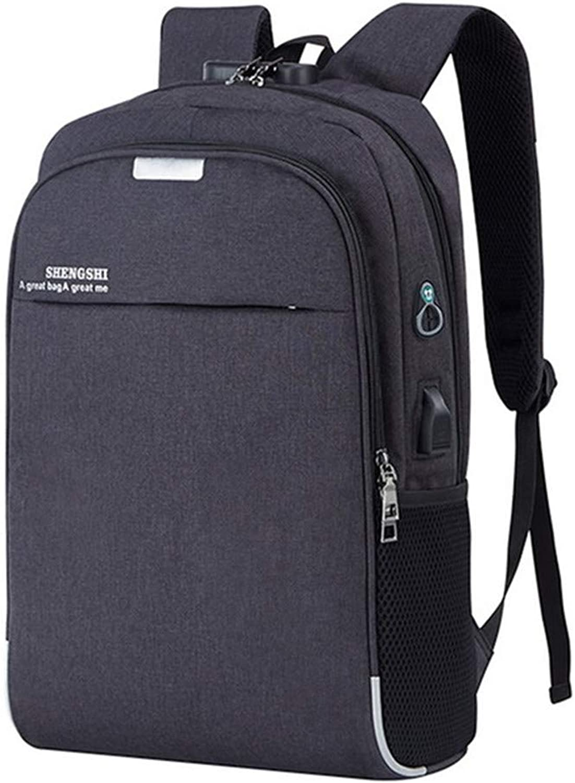 USB Charging Laptop Backpack Anti Theft Travel Backpack for Women Men Travel&Work Waterproof Backpack Laptop Bag