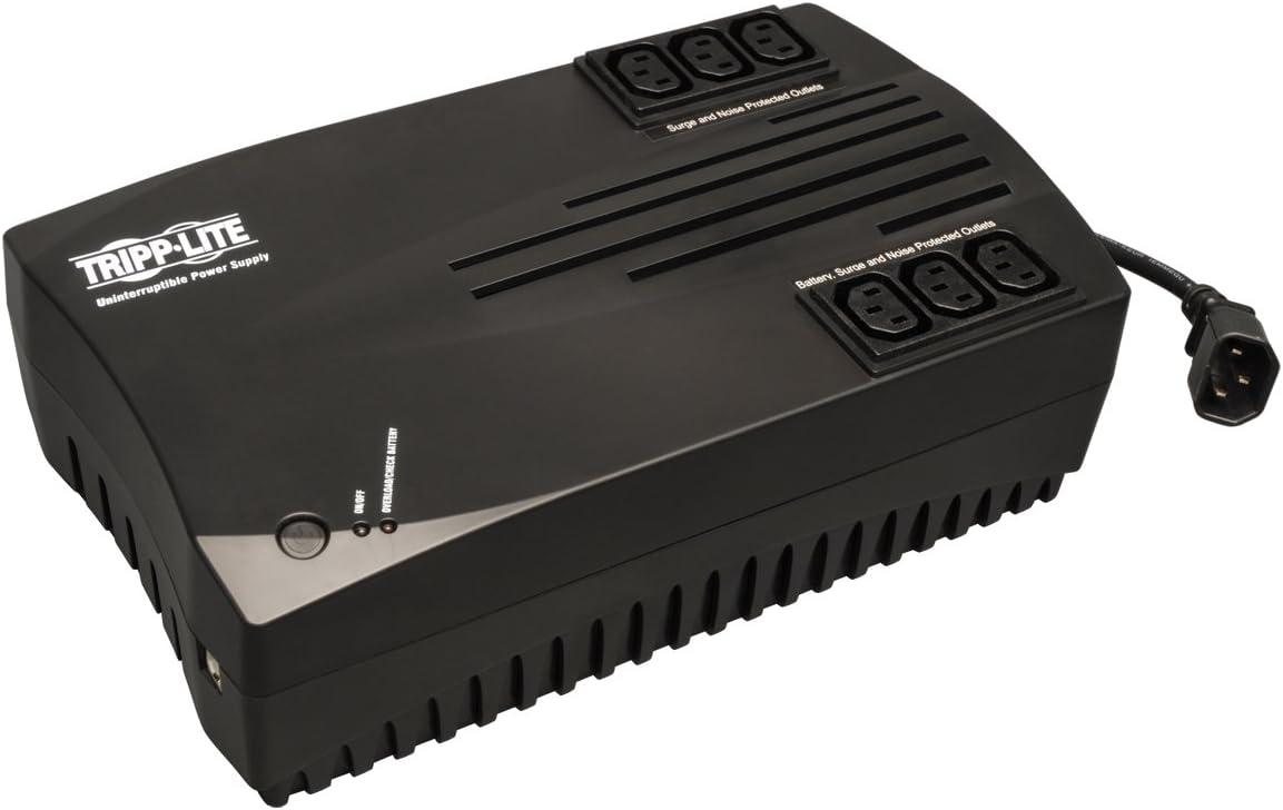 Tripp Lite AVRX750U 750VA Intl UPS Low Profile Line-Interactive AVR 230V 6 outlets
