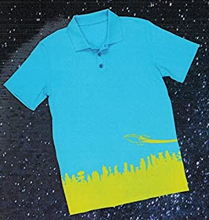 Futurama Polo Shirt Loot Crate DX July 2016 Exclusive