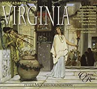 Mercadante: Virginia by Susan Patterson (2009-03-10)