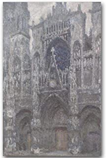 yiyiyaya Pintura al Pastel Pintura del Paisaje Arte Abstracto Impresión Pintura al óleo Sin Marco Pinturas murales Impresiones del Arte de la Lona Posters-12X20inch_025