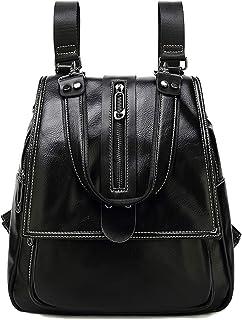 Tisdaini Donna Borse a zainetto viaggio moda casual scuola Borse a spalla marca zaino IT899