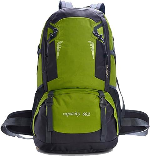 Grande capacité De plein air Multifonctions sport Randonnée Escalade Voyage épaules Camping Imperméable Sac à dos