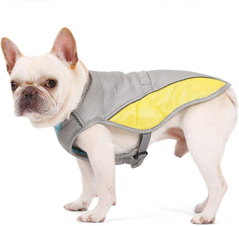 XDYFF Dog Cooling Vest [Alternative dealer] Outdoor Breathable Saf Cooler price Harness