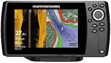 Terminales sondeurs-gps Humminbird Helix 7 G2 si AIS Chirp Sonda Ta: Amazon.es: Electrónica