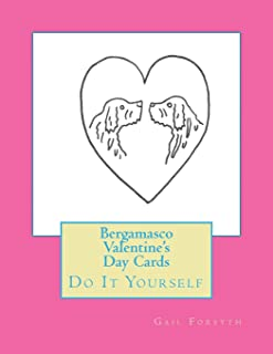 Bergamasco Valentine's Day Cards: Do It Yourself