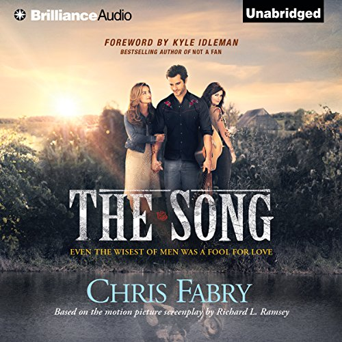 The Song audiobook cover art