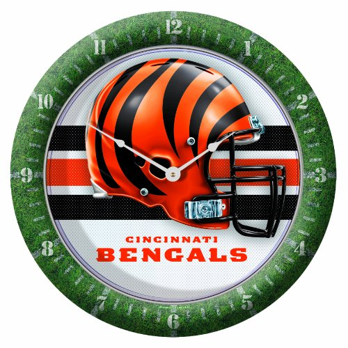 NFL Cincinnati Bengals Game Time Clock