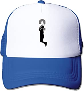 MZONE Adult Flat Billed Caps Kawhi #2 Leonard Basketball Dopy Hand Logo Summer Hats Caps Black