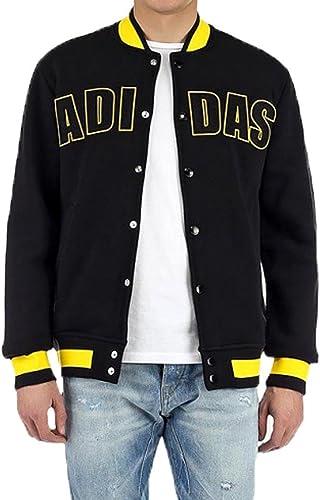 Adidas G92658 Varsity veste Veste de survêteHommest noir