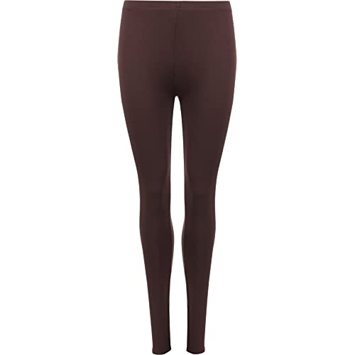 dcbcec03058 WearAll Ladies Stretch Long Leggings Womens Plus Size 12-30