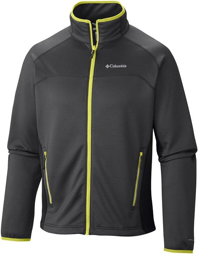 Columbia Sportswear Men's Evap-Change Fleece Jacket