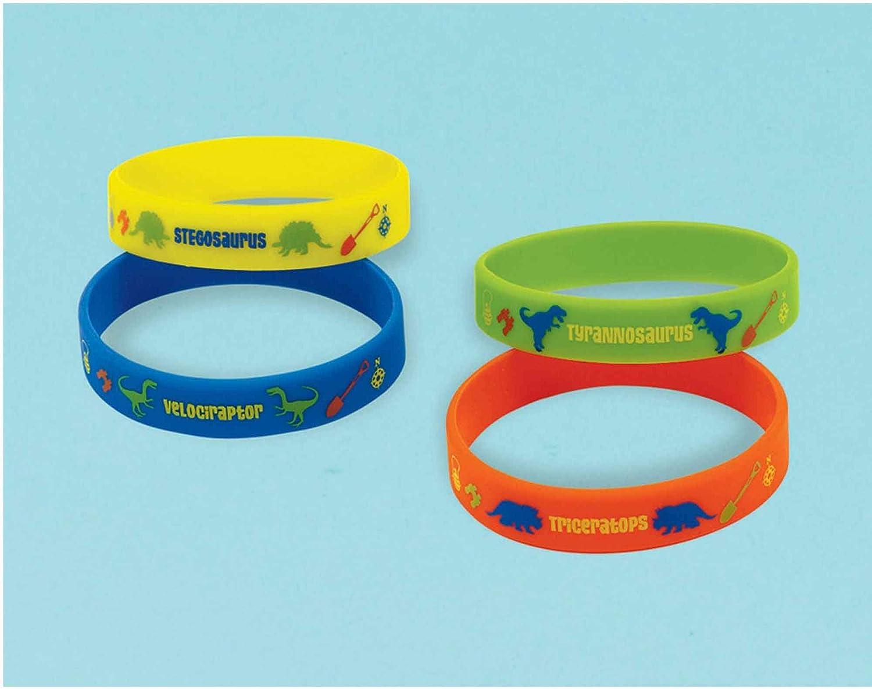 Prehistoric Excellence latest Party Rubber Bracelet Favor