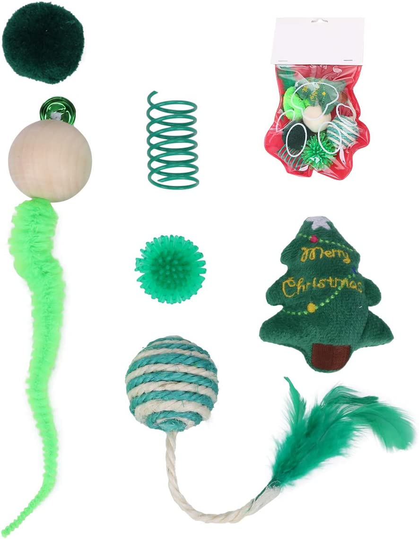 Pet Dog Costumes-12pcs Cat Crinkle Toy Japan Maker New quality assurance Squ Balls Christmas Funny