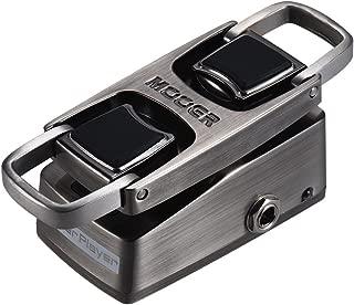 Phaser Effect Pedal,MOOER Phaser Player Digital Pressure Sensing Switch True Bypass Full Metal Shell