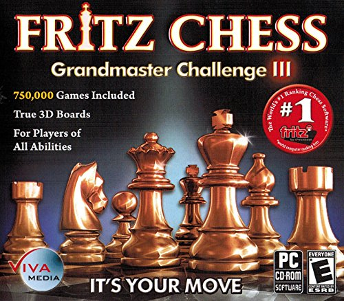 Fritz Chess - Grandmaster Challenge III by Viva Media