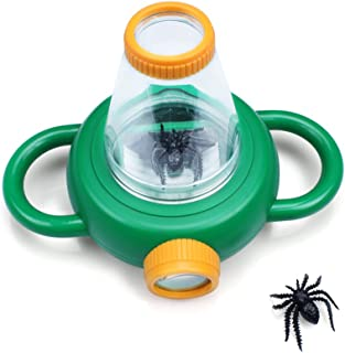 1 PC de Insectos Bug visor lupa espectadores para Niños Niños Educación