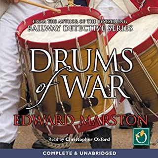 Drums of War cover art