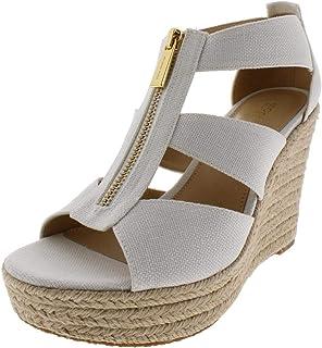 30ceef2a5f9 Amazon.com: michael kors wedge shoes 6.5