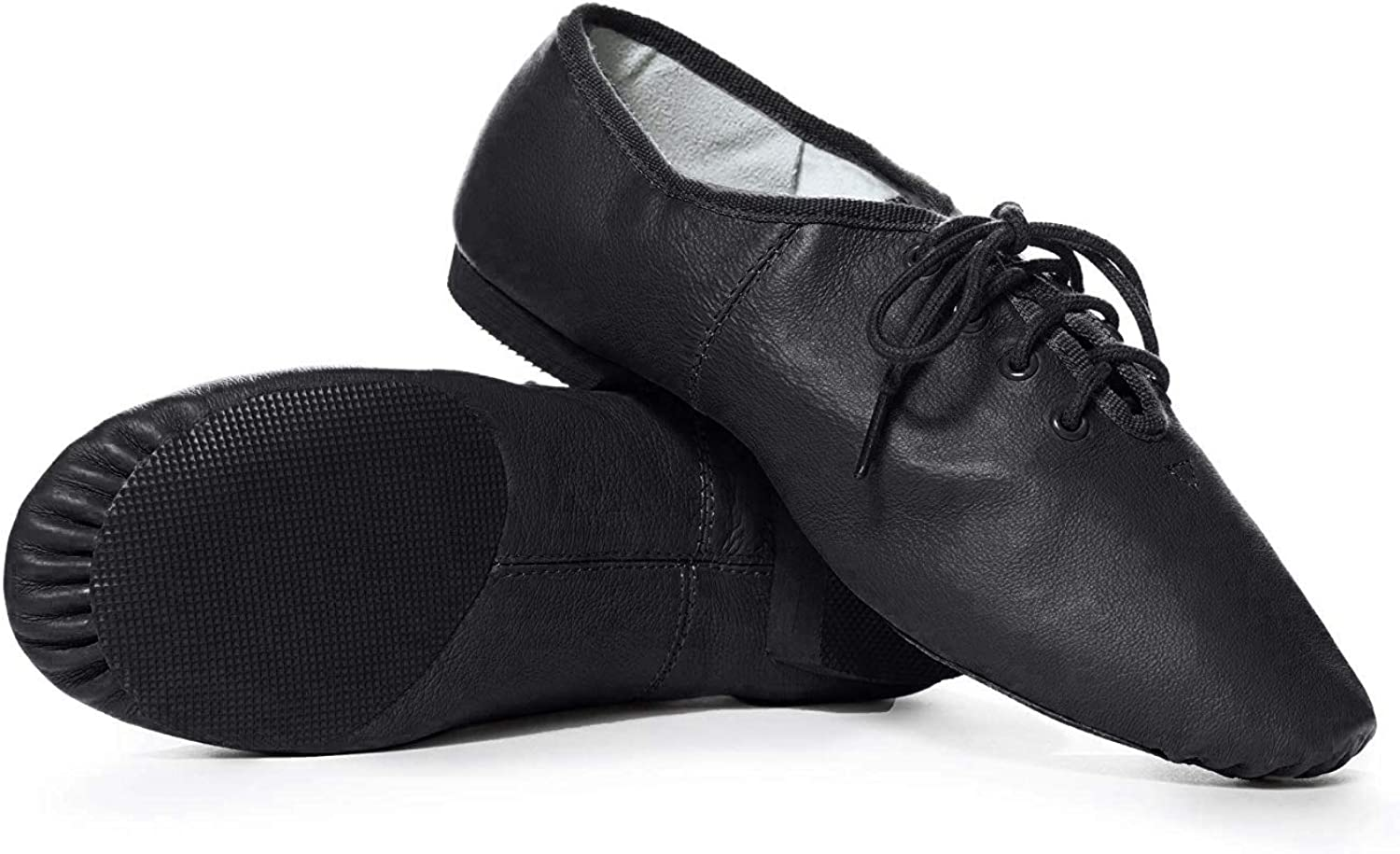 Theatricals Adult Lace Up Jazz Shoes