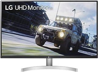 32 inch 4K UHD Monitor (3840x2160) with HDR10, AMD FreeSync, MAXXAUDIO, Game Mode, Virtually Borderless Design, Dynamic Ac...