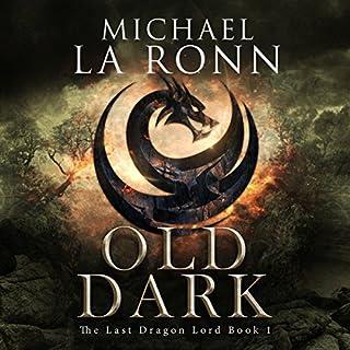 Old Dark audiobook cover art