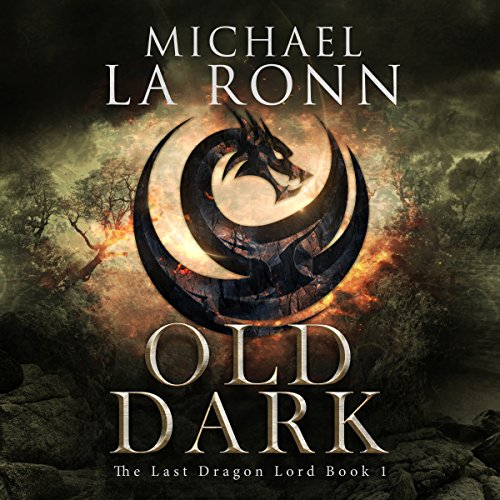 Old Dark audiobook cover art