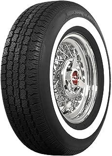 Coker Tire 700210 Whitewall Radial 215/75R15