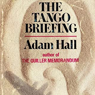 The Tango Briefing audiobook cover art