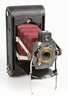 KODAK NO. 1A Model D Folding Pocket Automatic Camera
