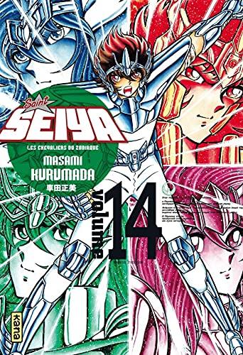 Saint Seiya - Deluxe (les chevaliers du zodiaque) - Tome 14