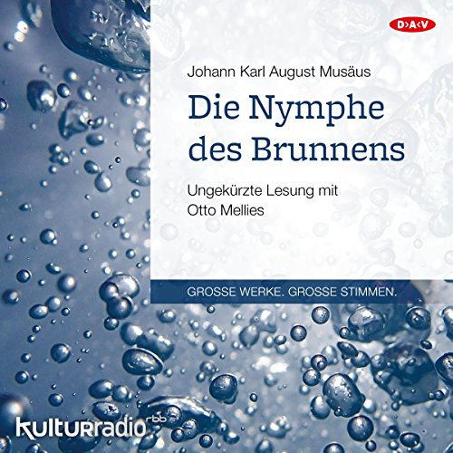 Die Nymphe des Brunnens cover art