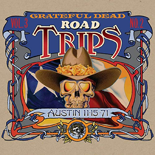 Road Trips Vol.3 No.2-Austin 11-15-71