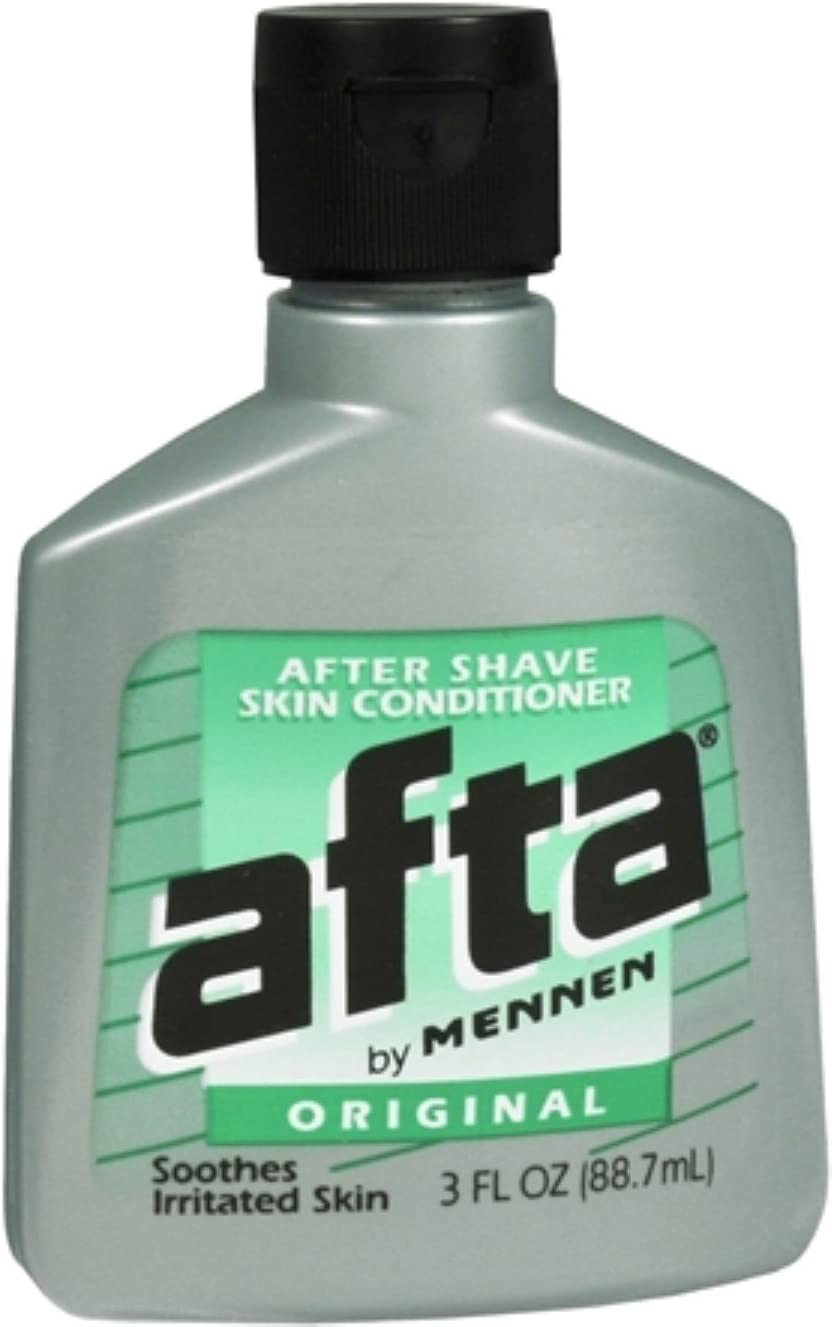 Afta After Shave Skin Conditioner Original oz 11 of 3 5 popular Max 60% OFF Pack