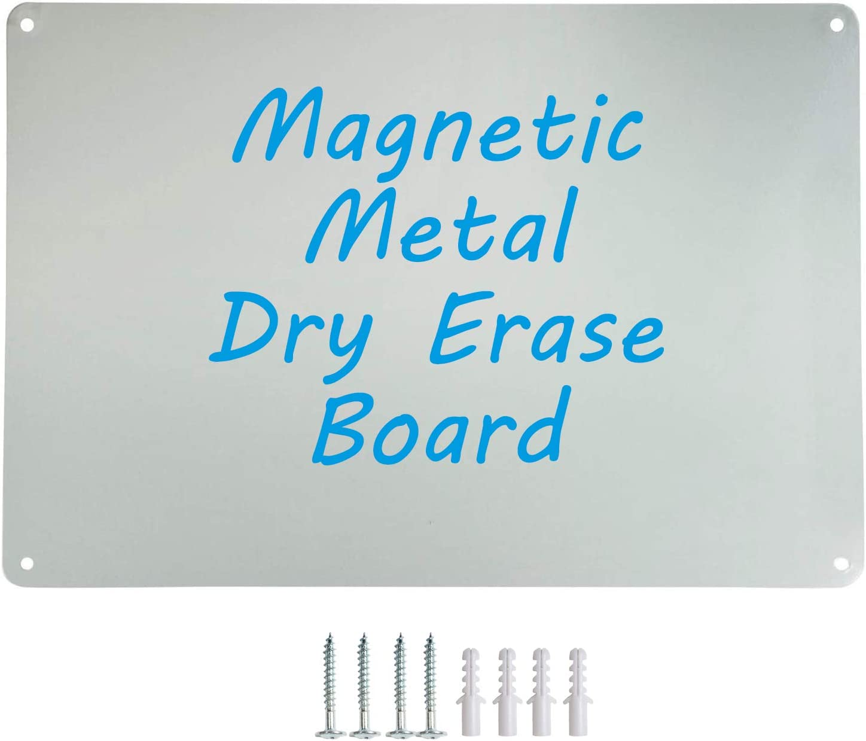 Houseables Magnetic Board Luxury Magnet Display Panel Grey Popular standard Bulletin