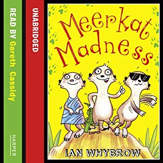 Meerkat Madness cover art