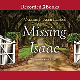 Missing Isaac audiobook cover art