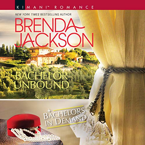 Bachelor Unbound audiobook cover art