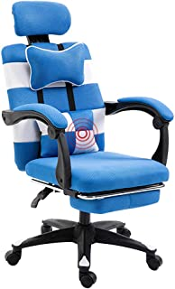 Office chairs office desk computer games home reclining headrest adjustable lumbar support and comfortable ergonomic mesh ...