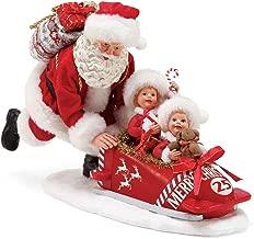 Department 56 Possible Dreams Santa's 6000801 Team Santa Figurine, 9