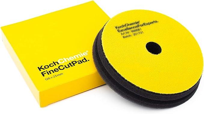 Koch Chemie Fine Cut Pad Polierschwamm Polierpad Ø 150mm Auto
