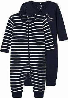 NAME IT Barn pyjamas 2-pack dragkedja