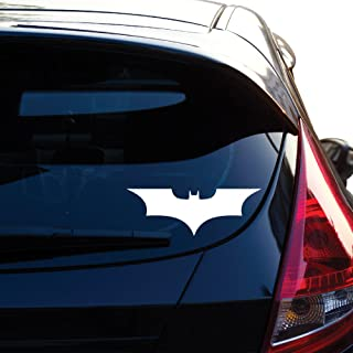 Yoonek Graphics Batman Forever Decal Sticker for Car Window, Laptop, Motorcycle, Walls, Mirror and More. # 451 (2