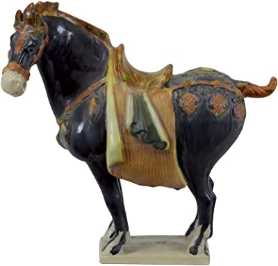 Urban Trends Collection UTC80105 Resin Horse Statue