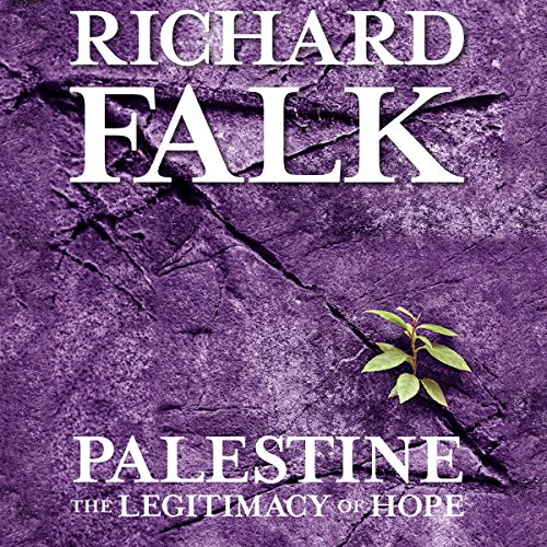 Palestine audiobook cover art