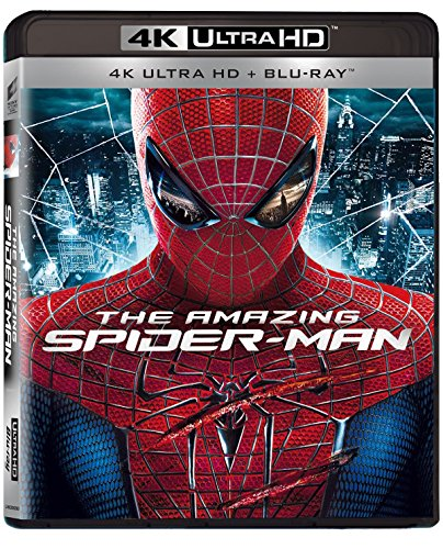 The Amazing Spiderman 1 (4K+Br)