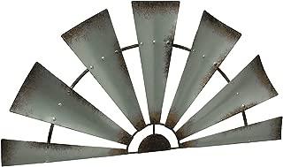 Best windmill blades wall decor Reviews
