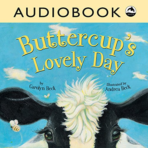 Buttercup's Lovely Day audiobook cover art