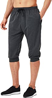 Best gym 3/4 shorts Reviews