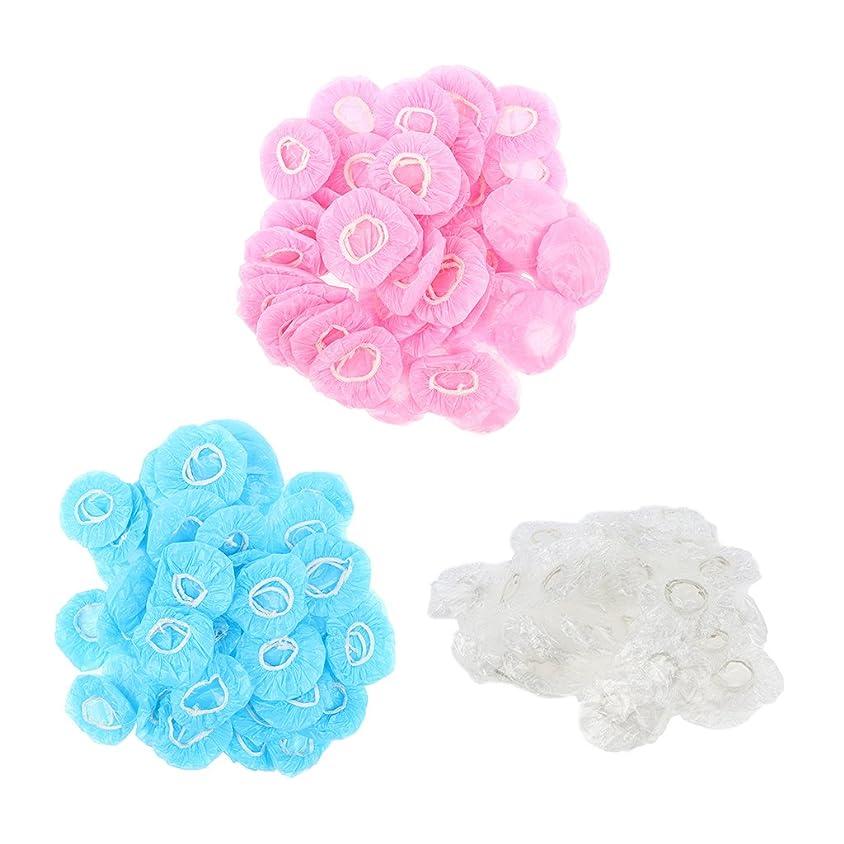 クール頻繁に減るchiwanji 300個入 イヤー保護カバー 耳プロテクター 使い捨て プラスチック 防水 お風呂 入浴用 男女兼用